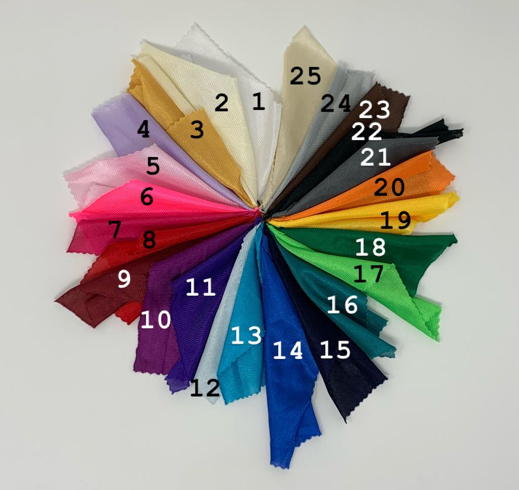 Silks Color Wheel